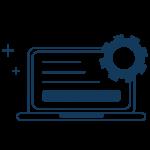 Icon für Webentwicklung