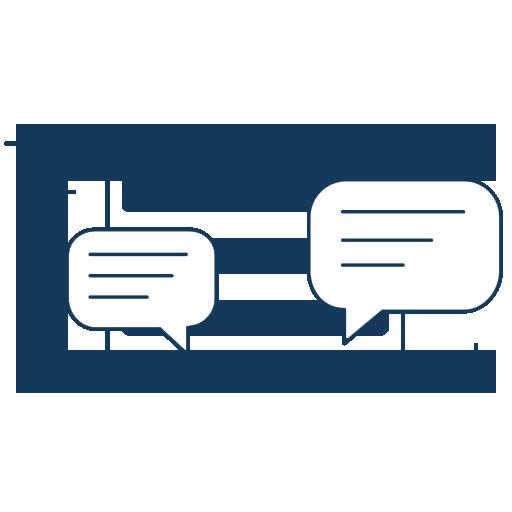 Icon für Social Media